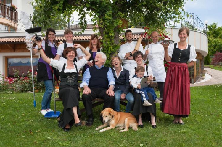 Blumenhotel Belsoggiorno Staff