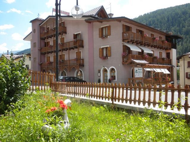 Hotel Cova_estate_Pellizzano