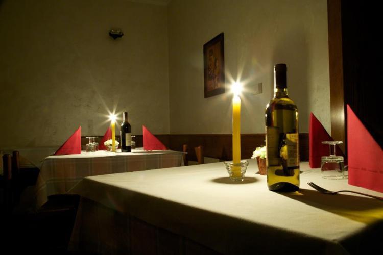 Abete Rosso, Somrabbi, Ristorante, Val di rabbi