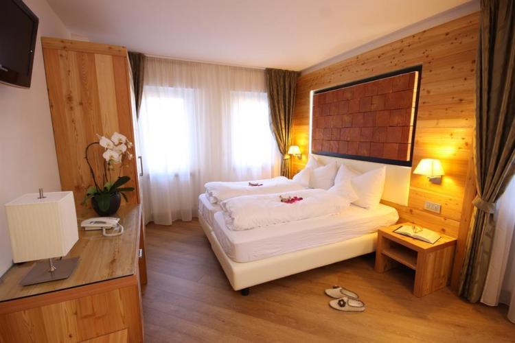 camera legno