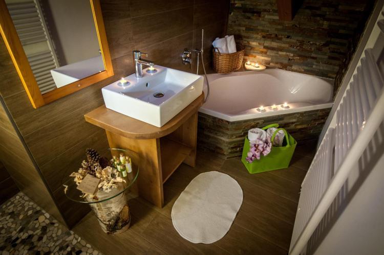 bagno suite rododendro