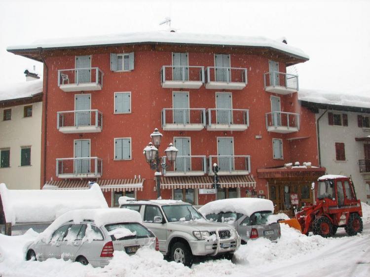 Hotel in Inverno giorno