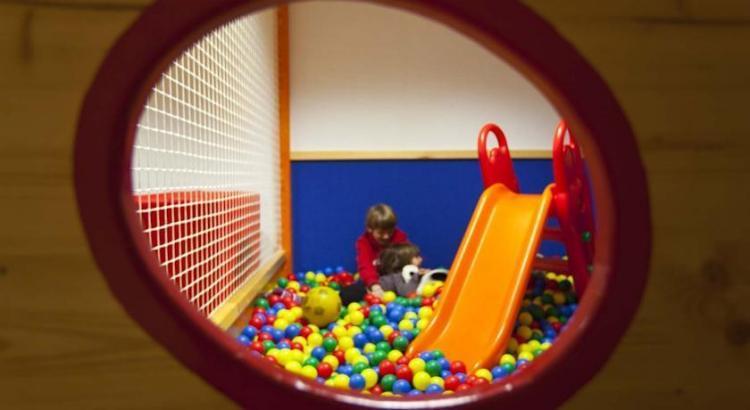 spazio gioco bambini
