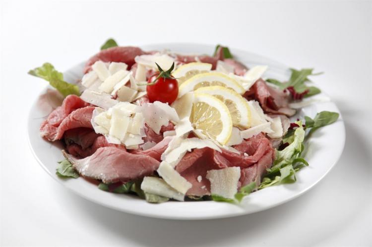 piatto carn salada