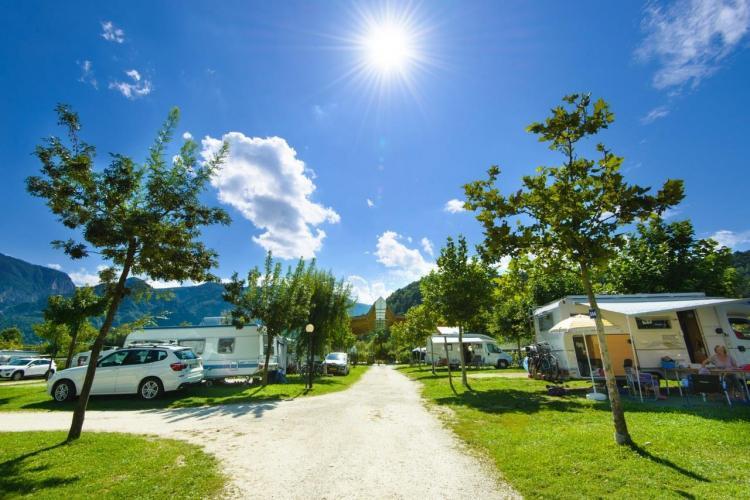 Sonne Camping Lago di levico