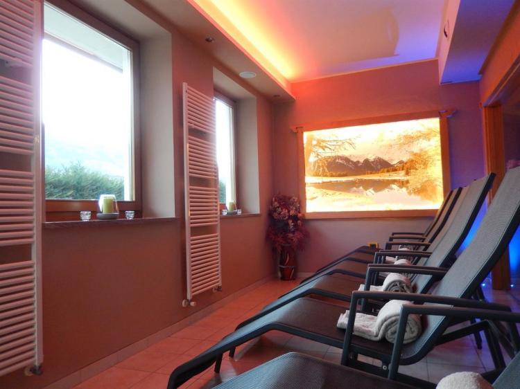 Centro benessere Hotel Vittoria Dimaro