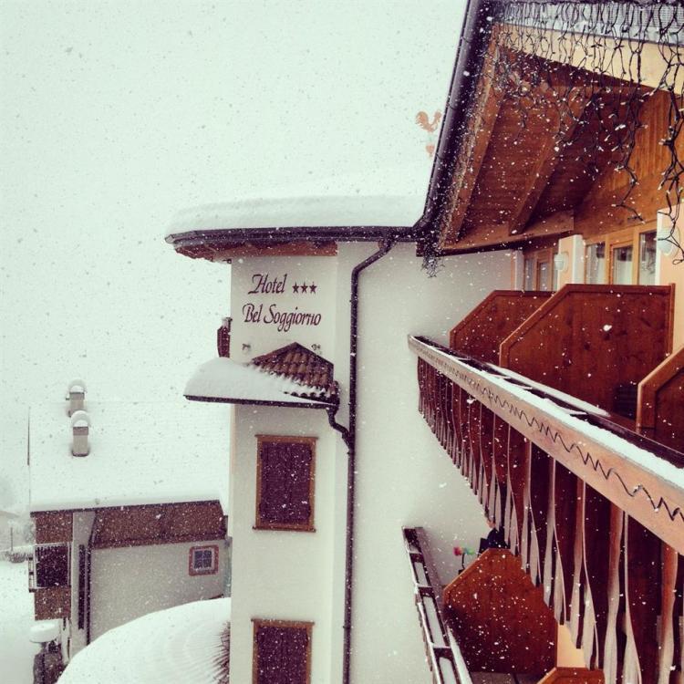 Blumenhotel Belsoggiorno inverno