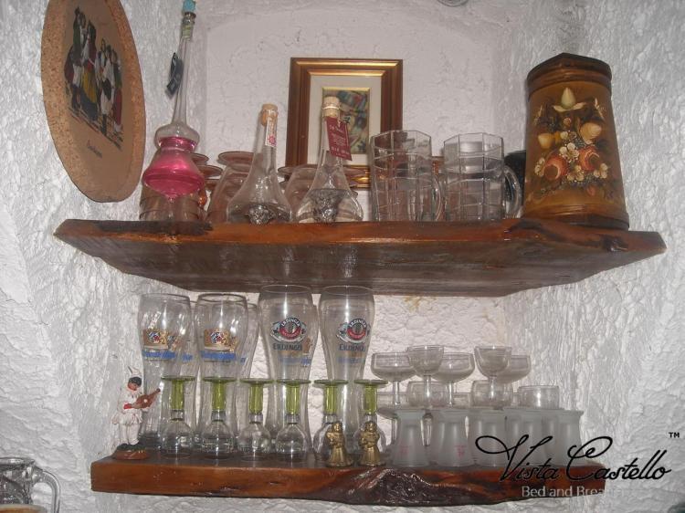 Taverna - B&B Vista Castello