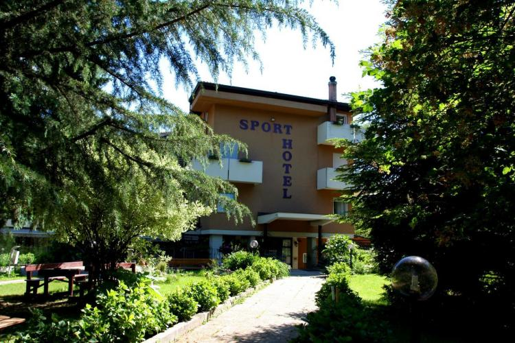 HOTEL SPORT ENTRATA