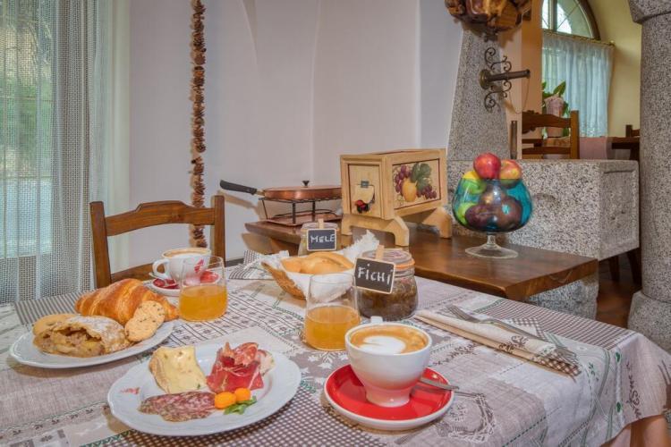 Albergo Moleta colazione