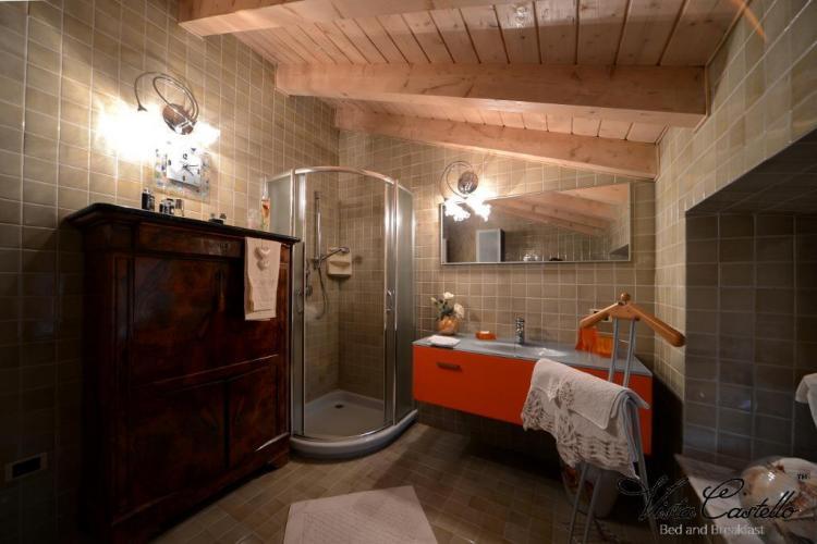Bagno - B&B Vista Castello