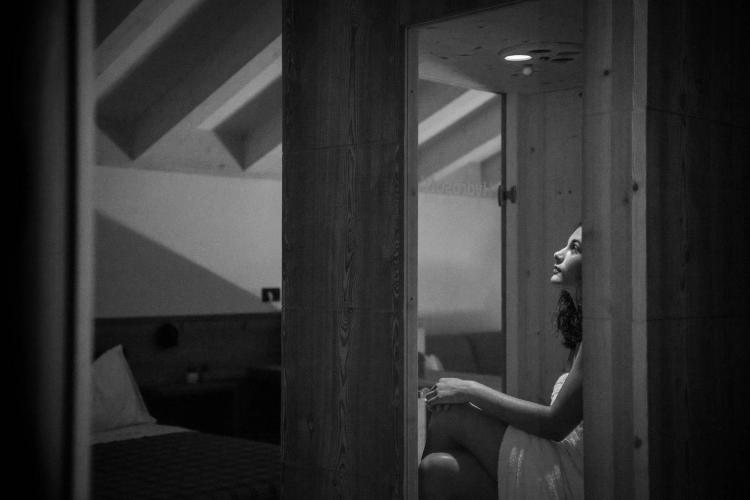Wellness Suite - Sauna