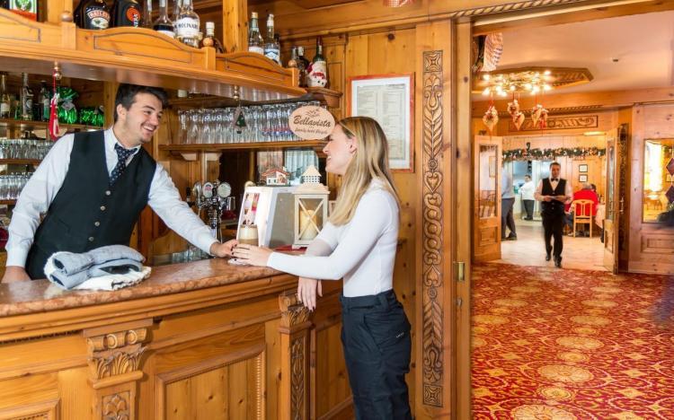 Hotel Bellavista bar