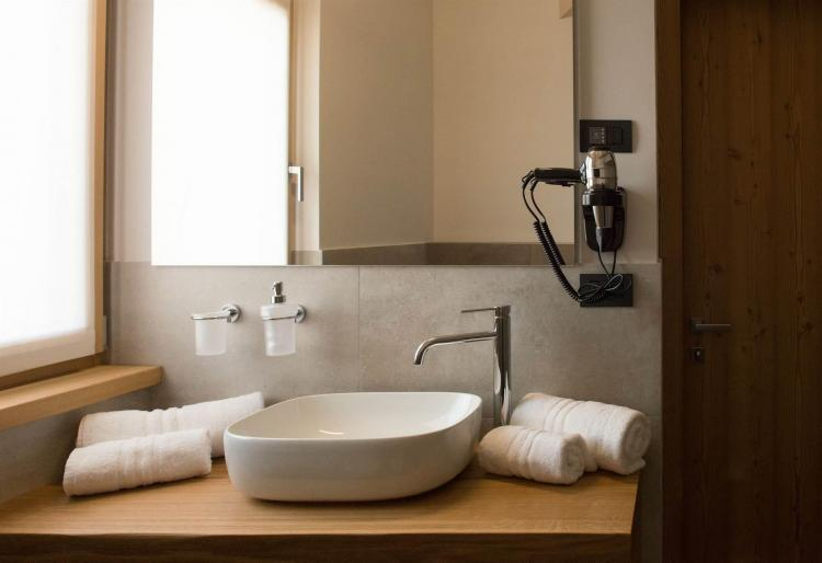 Junior Suite - bagno