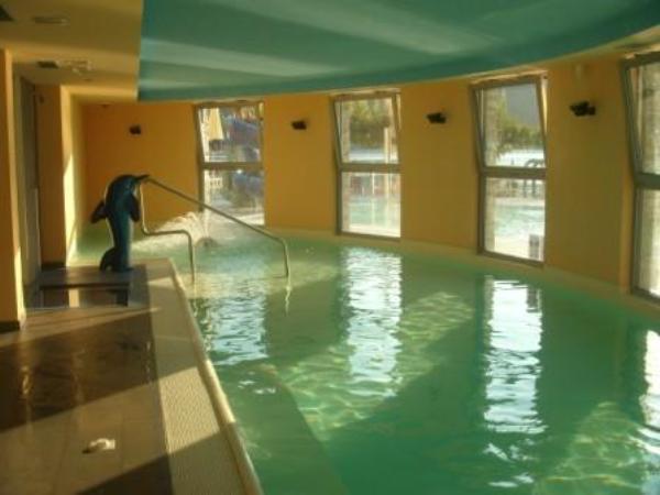 Parc Hotel Du Lac - piscina interna