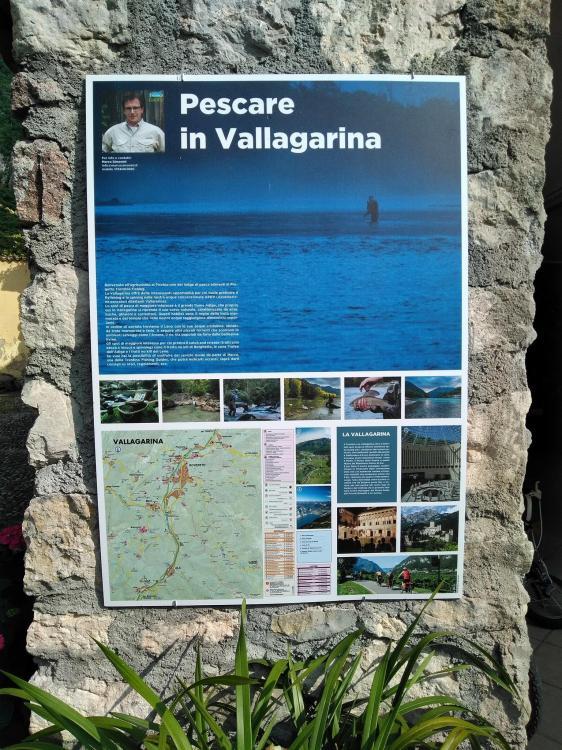 Fishing Lodge, pescare in Vallagarina