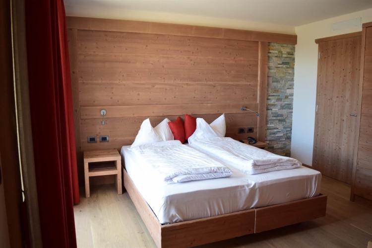 Camera Deluxe Alpen Garten Hotel Margherita Rumo