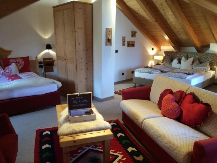 suite rododendro