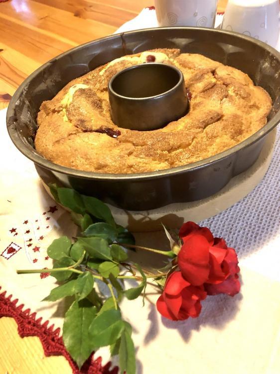 B&B La Brisa torta 2