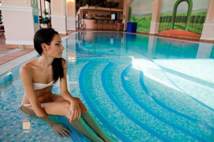 hotel con piscina trentino