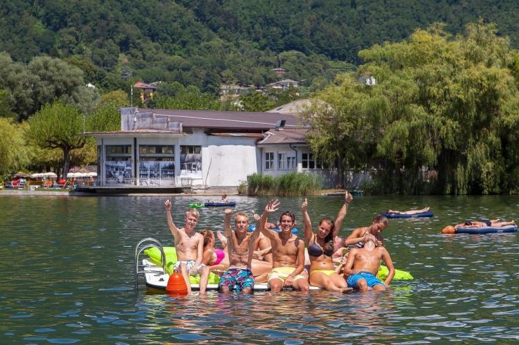 Parco acquatico Camping Lago di Levico