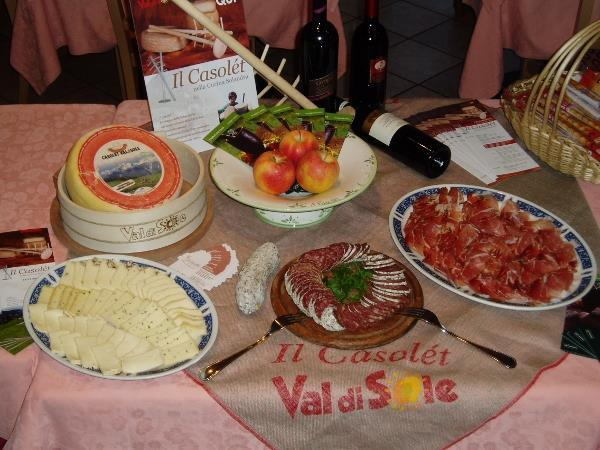 Hotel Vittoria degustazione prodotti tipici