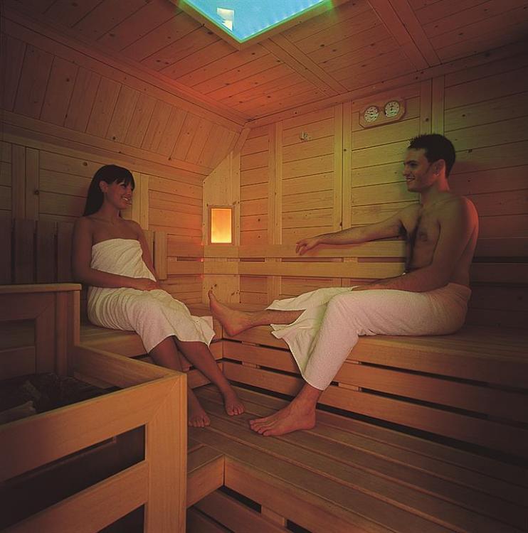 sauna e biosauna