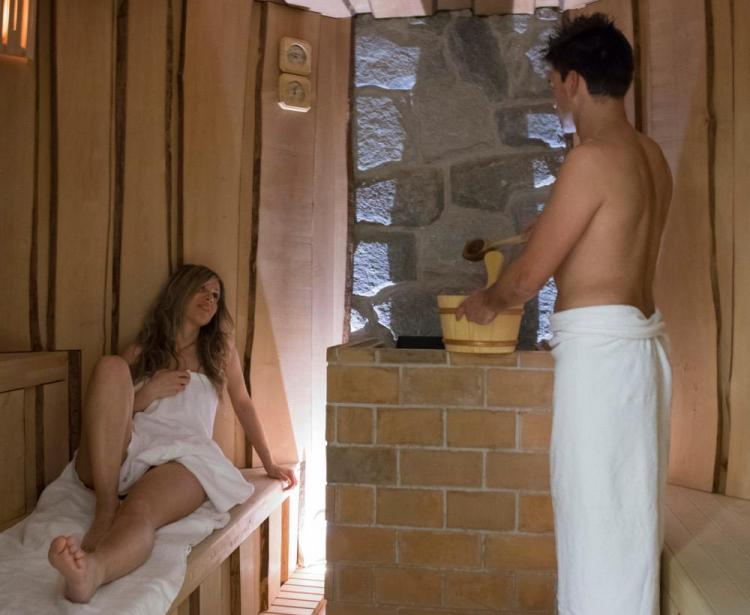Sauna Hotel Margherita