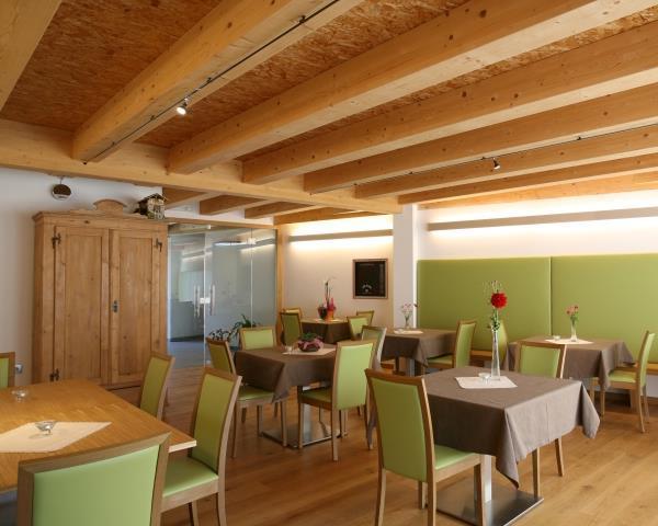 Sala colazione, Agritur Anselmi, Val di Sole