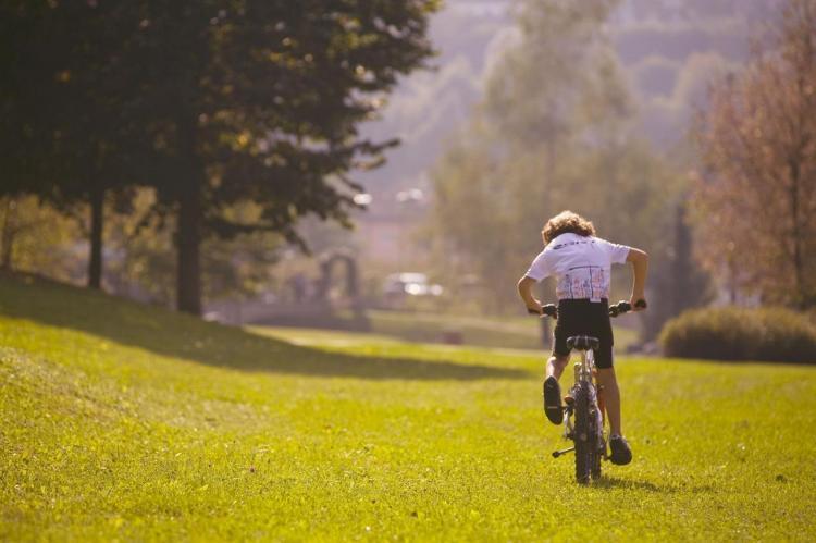 bike hotel comano terme
