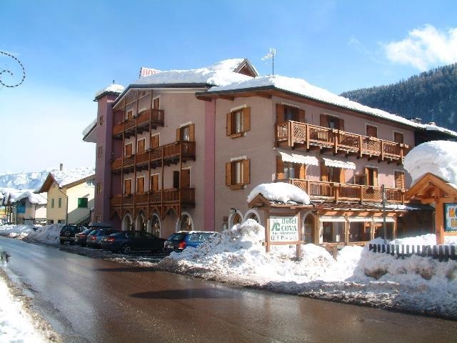 Hotel Cova_inverno_Pellizzano
