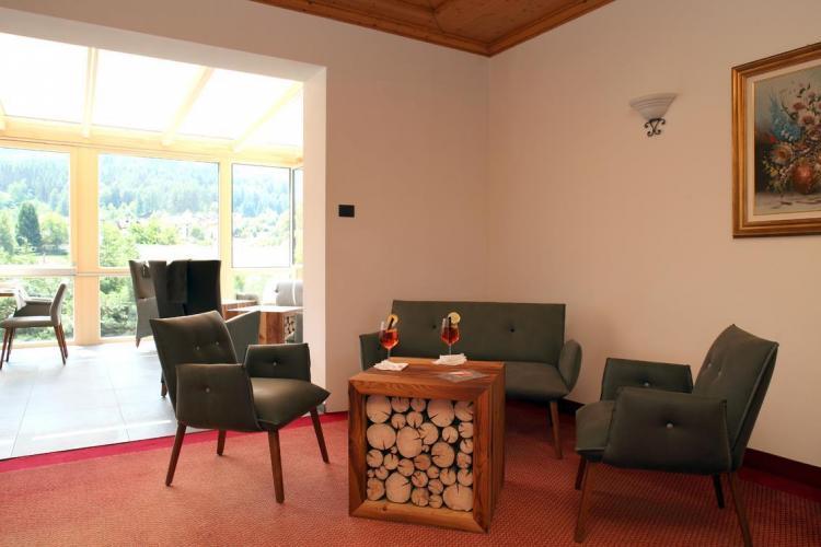 Hall Hotel Vittoria Dimaro Val di Sole