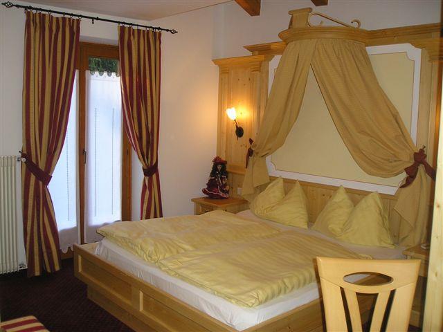 Camera da letto - Baita Velon - Vermiglio