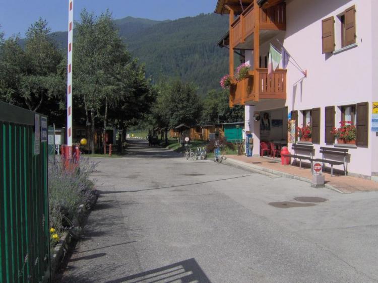 Camping Val Rendena Reception