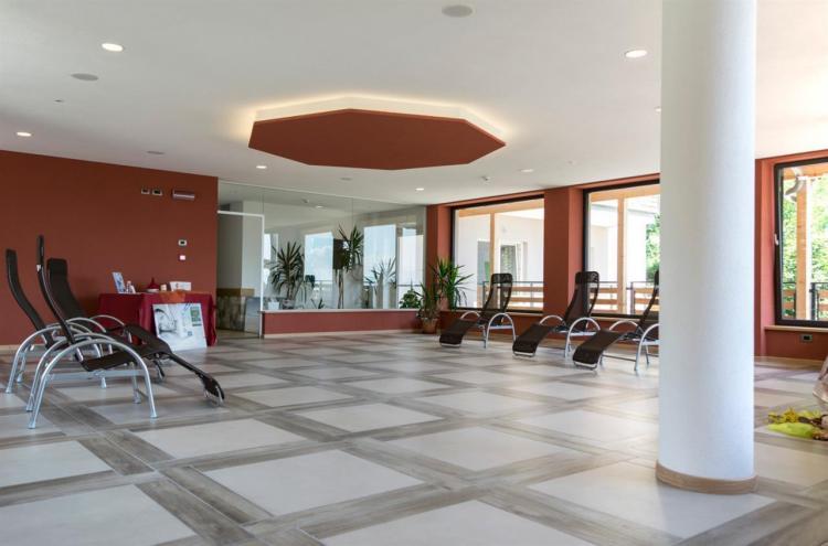 Centro Benessere Hotel Margherita Rumo