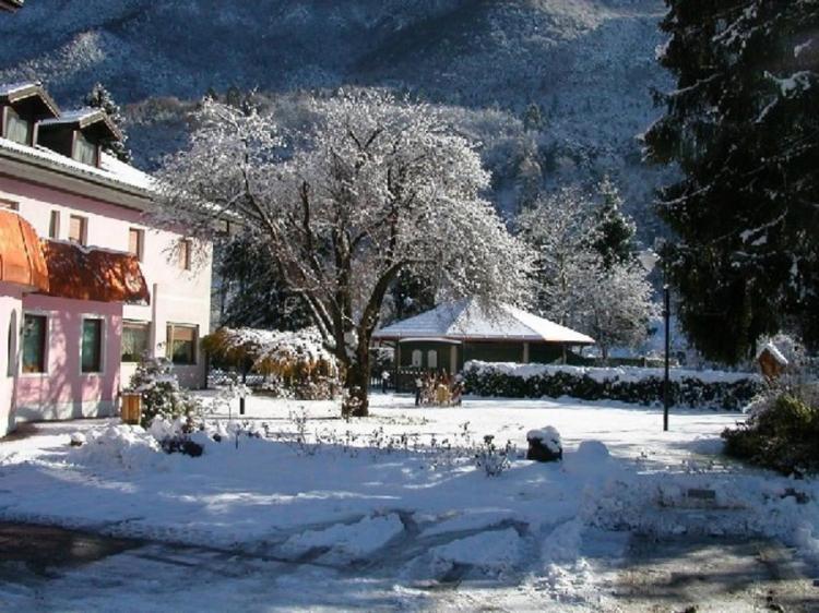 esterno neve