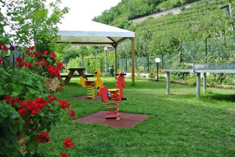 garden hotel Miralago family