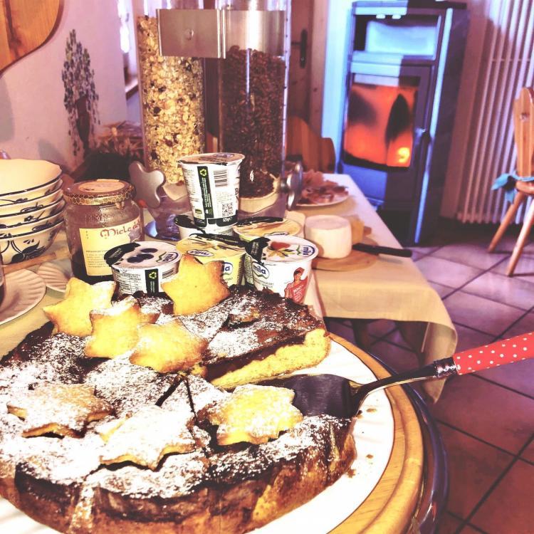 B&B La Brisa torta1
