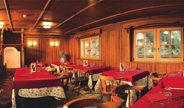 Sala da pranzo Nambino