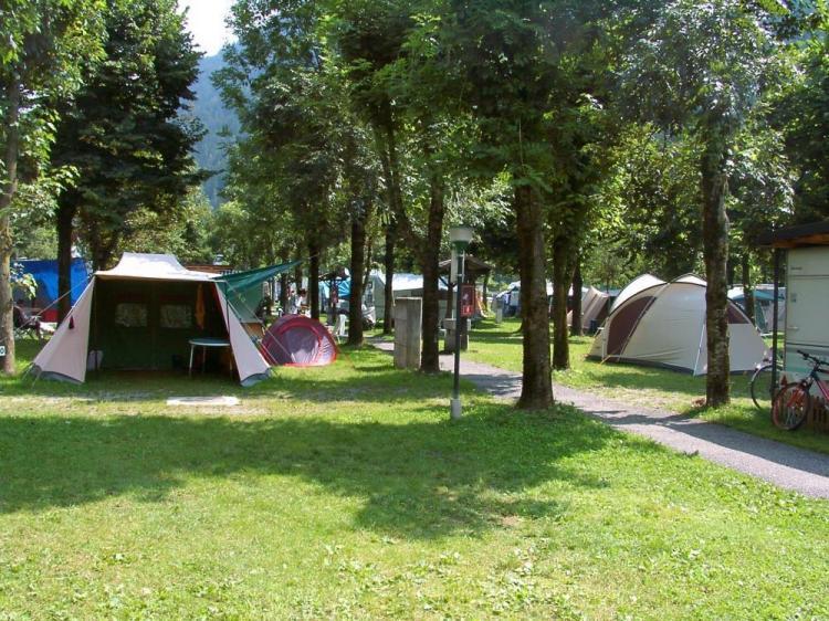 Camping Val Rendena tende