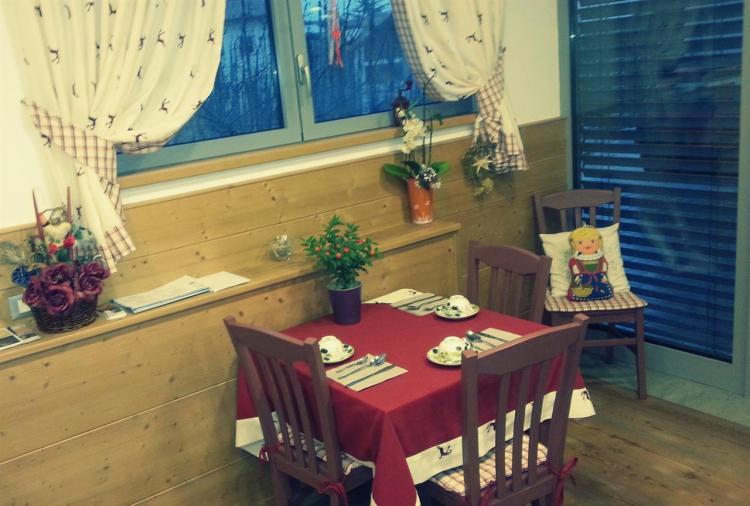 sala colazioni - 4