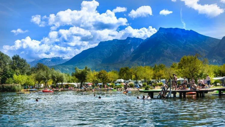 Lago di Levico Camping