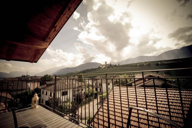 Wellness suite - terrazzo panoramico