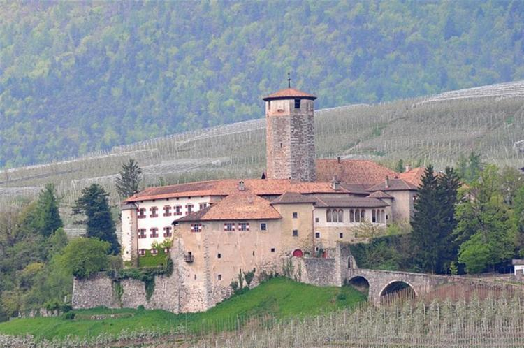 il castello vicino