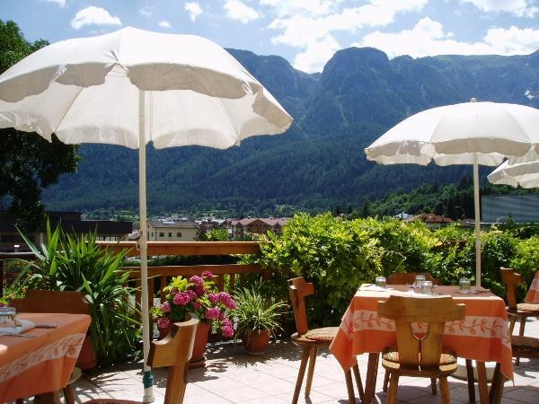 Hotel Vittoria panorama terrazza estate