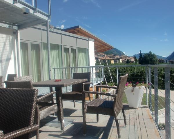 Balcone camera, Agritur Anselmi, Val di Sole