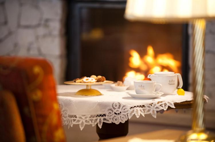 Teatime at Alpen Suite Hotel