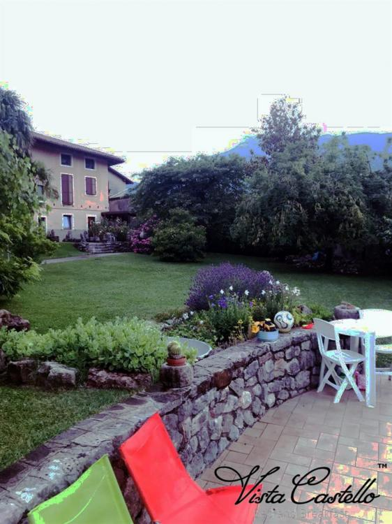 Giardino - B&B Vista Castello