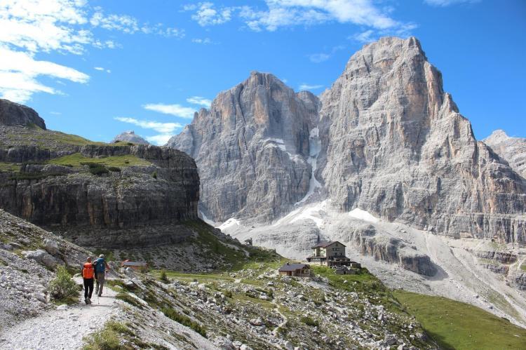 Rifugio Brentei, Dolomiti di Brenta