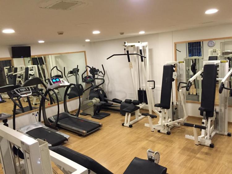 fitness gym vacanze Trentino